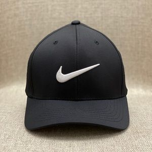 Nike Unisex Stretch-fit Cap - Black
